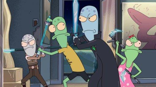 Hulu показал тизер второго сезона «Солнечных противоположностей». Известна дата премьеры