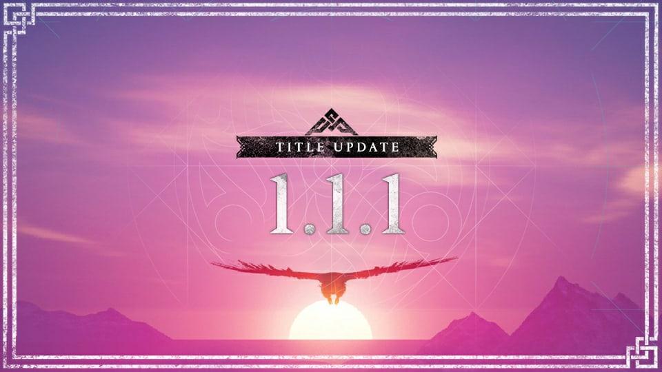 Вышло обновление 1.1.1 для Assassin's Creed: Valhalla