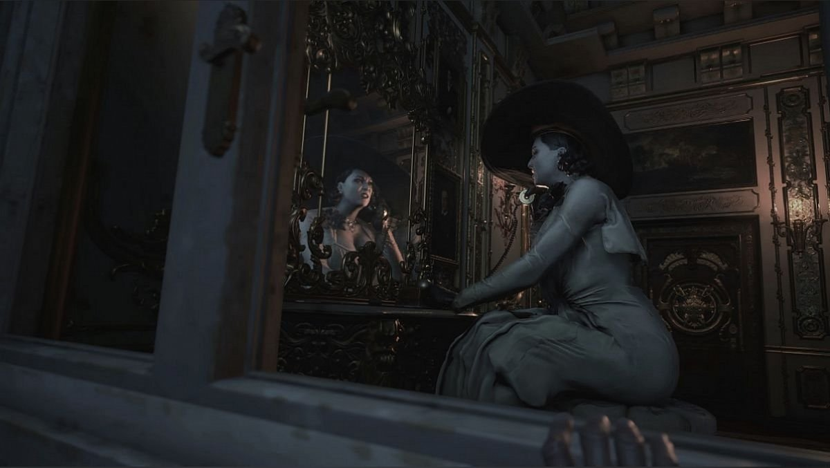 Для Resident Evil Village выйдет ещё одна, более