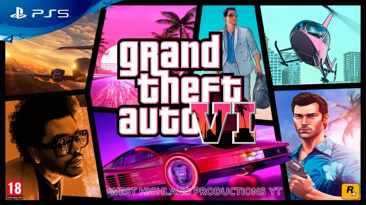 Новые спекуляции вокруг Rockstar Games и GTA 6