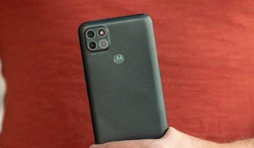 Новая Motorola получит экран, которого нет даже уiPhone