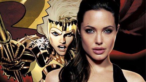 Анджелина Джоли объяснила, почему согласилась сняться в«Вечных» отMarvel