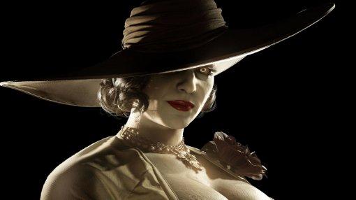 Создатели Resident Evil: Village рассказали, как придумали Леди Димитреску
