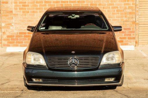 Автомобиль Майкла Джордана выставили на аукцион со стартовой ценой $24000. Дешевле кроссовок