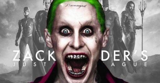 «Лига справедливости»: Зак Снайдер объяснил появление Джокера врежиссерской версии