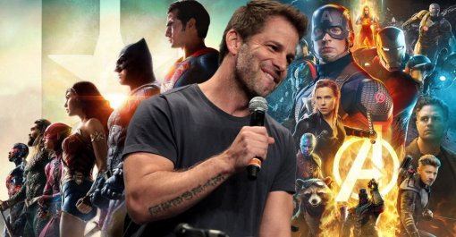 «Мстители» Зака Снайдера: фанат сделал трейлер «Мстителей» встиле «Лиги справедливости»