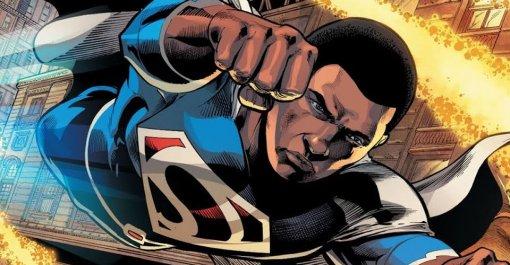 Вновом перезапуске Супермен может стать темнокожим