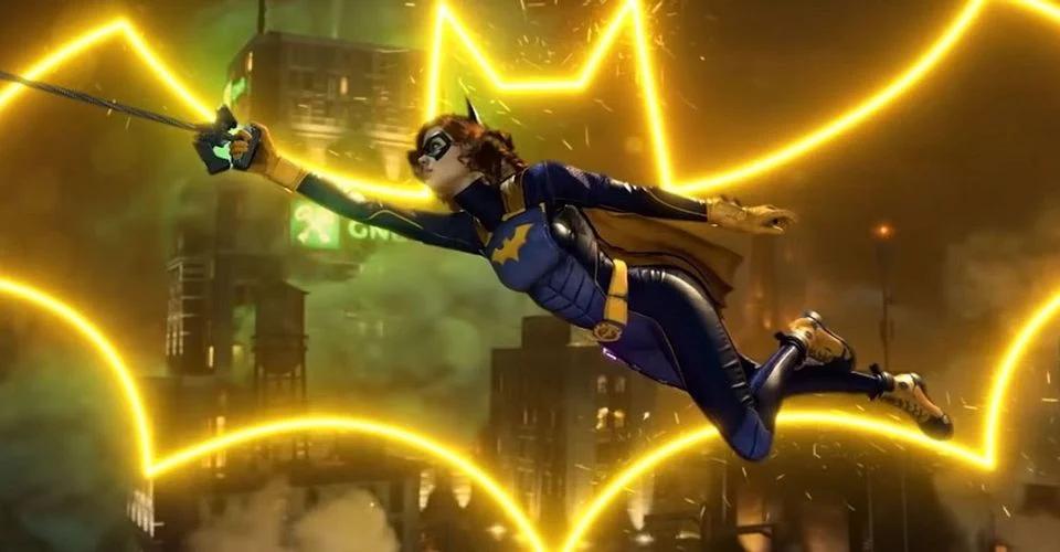 Gotham Knights выйдет в июле на PS5