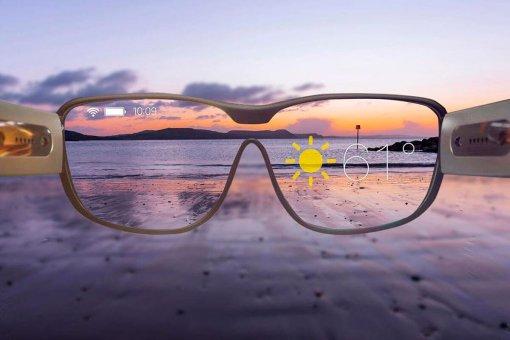 Дизайнер показал концепт дополнительных экранов для AR-очков