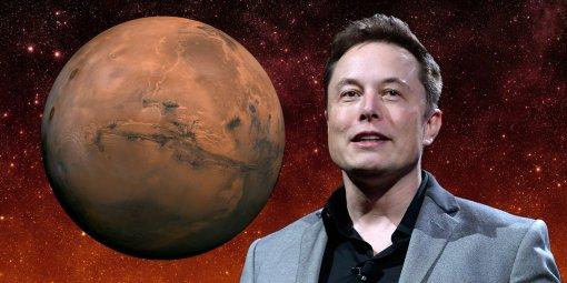 Илон Маск решил назвать свою криптовалюту MarsCoin. Такая уже есть — актив взлетел на 2500% за сутки