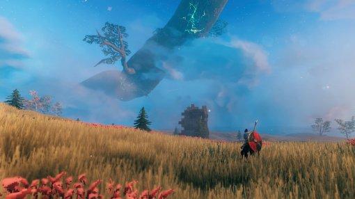 Разработчики Valheim рассказали, чем вдохновлялись при создании игры. И это не «выживачи»
