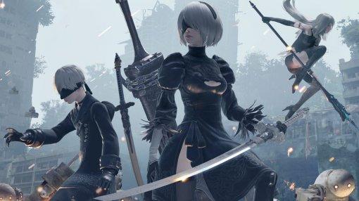 Square Enix обновила требования для фанарта поNieR. Йоко Таро внедоумении