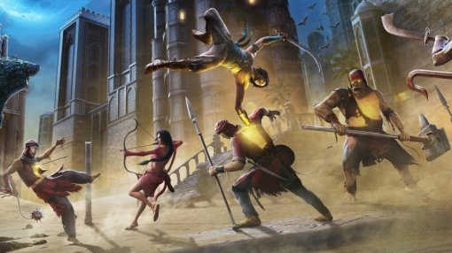 Ubisoft перенесла нанеизвестный срок ремейк Prince ofPersia: The Sands ofTime
