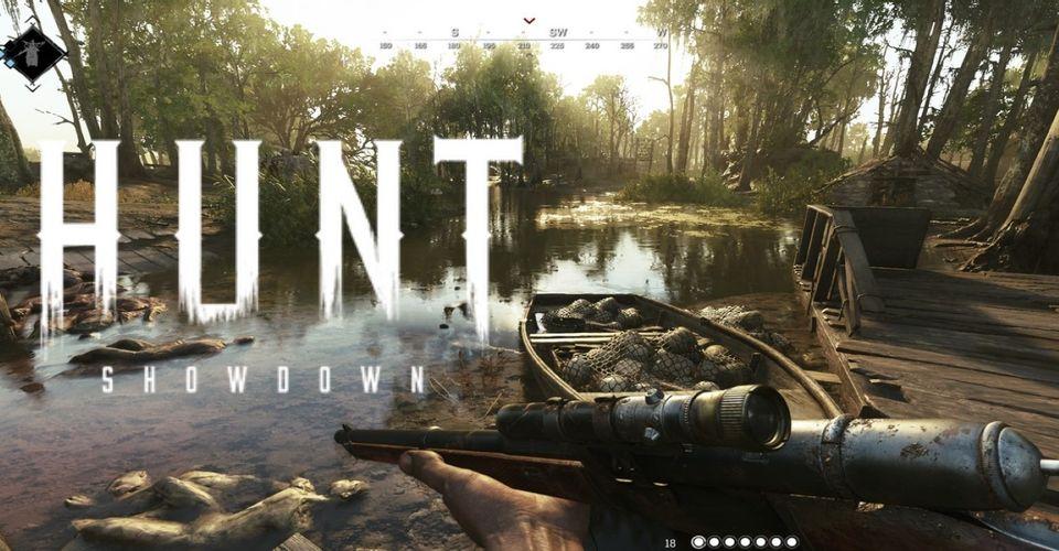 В Hunt Showdown добавят настраиваемые боеприпасы