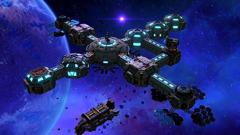 Base One - новый симулятор космической станции с хардкорным выживанием и ролевой механикой