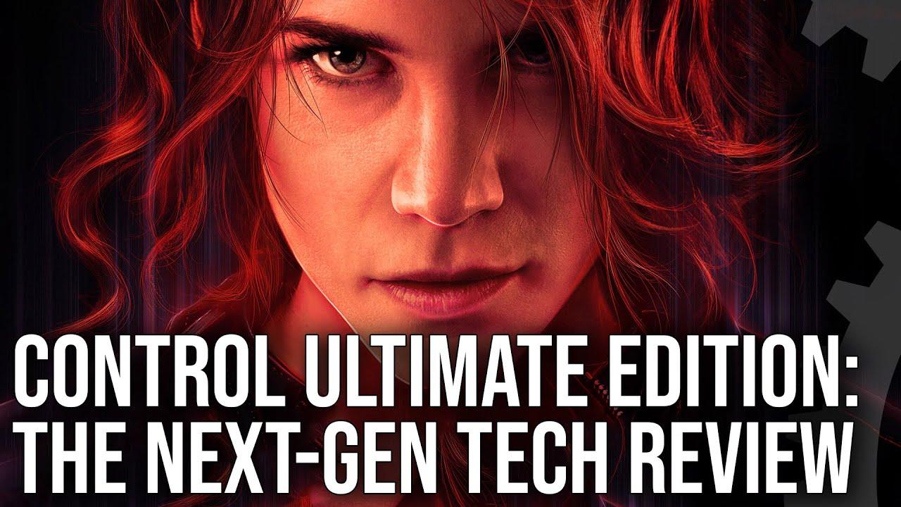 Control Ultimate Edition отлично работает на PlayStation 5, но настройки в основном низкие