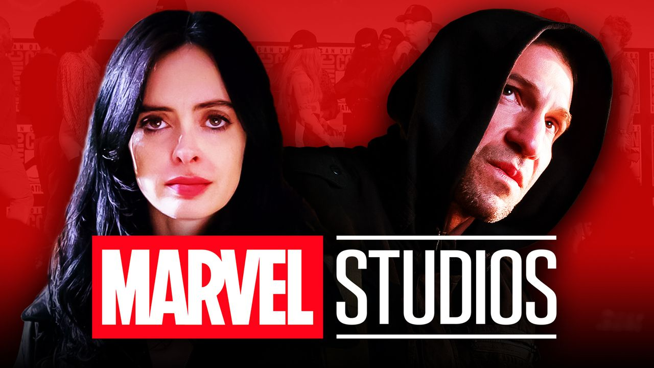 Права на Карателя и Джессику Джонс вернулись к Marvel Studios