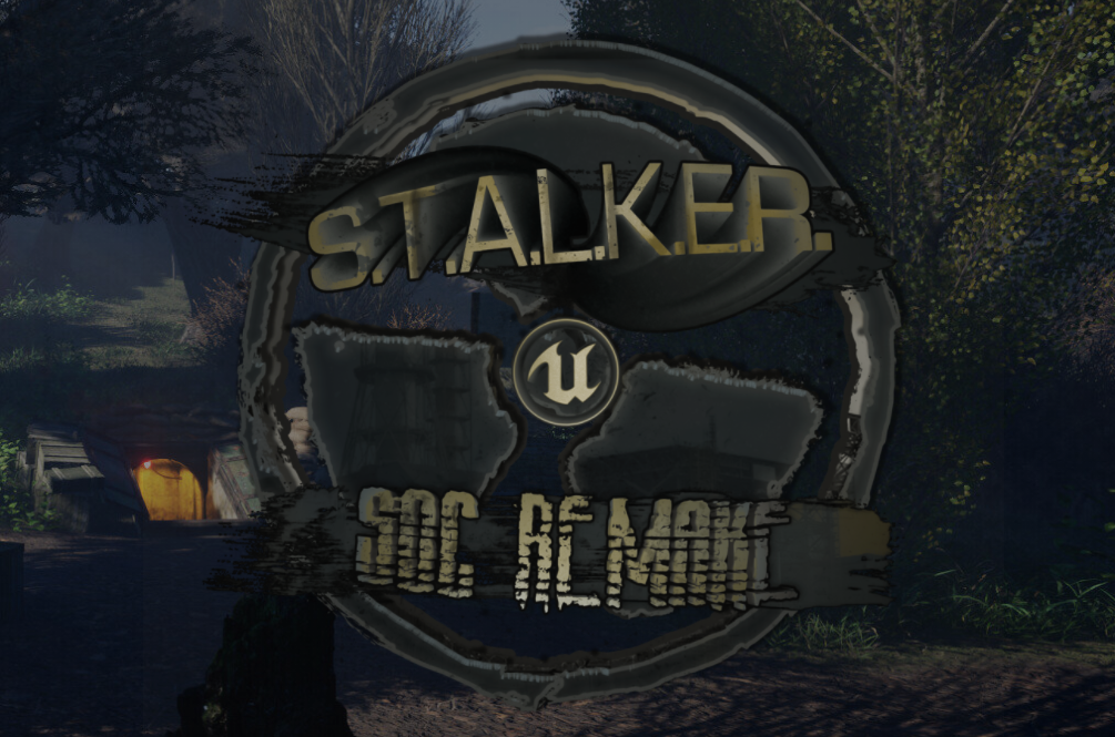 Реализация динамической погоды в ремейке STALKER на UE4