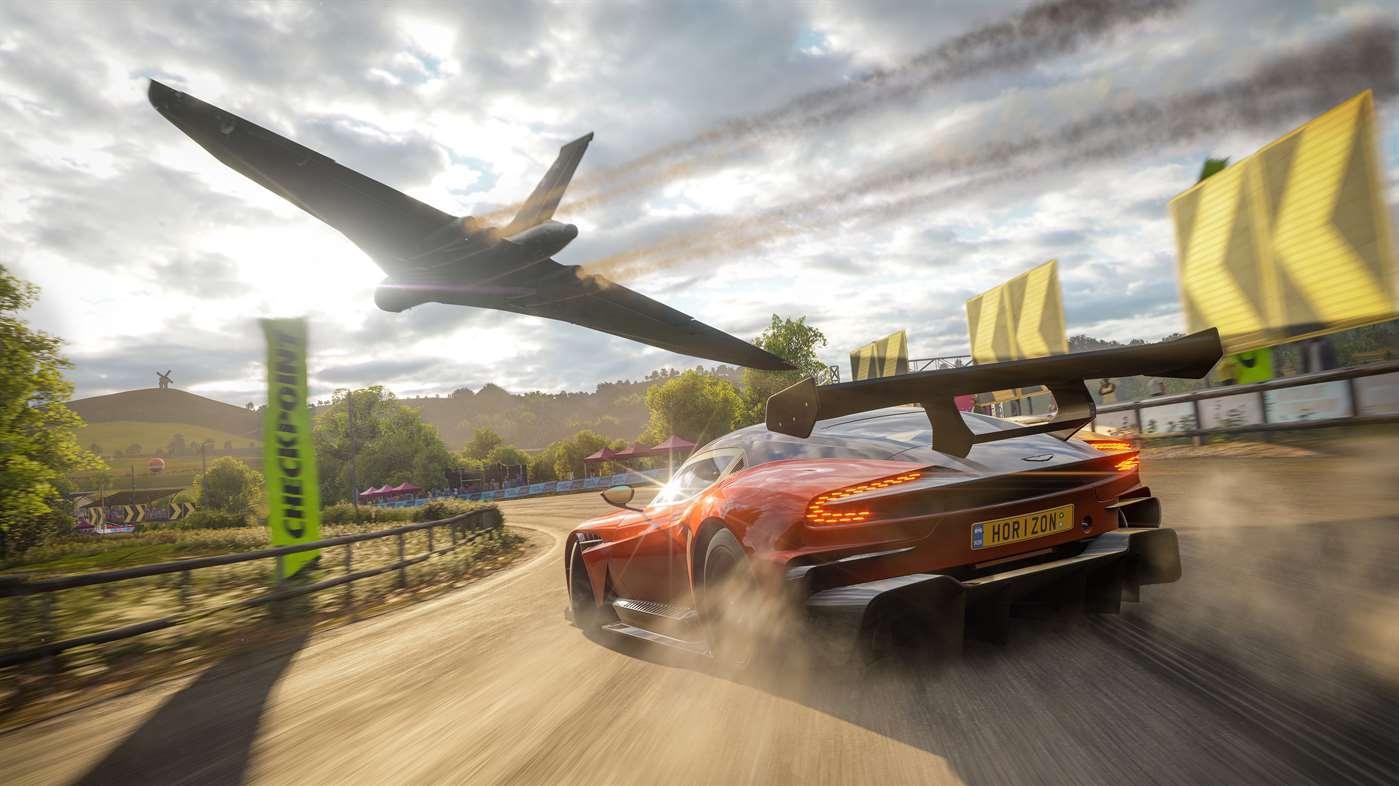 Microsoft в скором времени выпустит Forza Horizon 4 в Steam