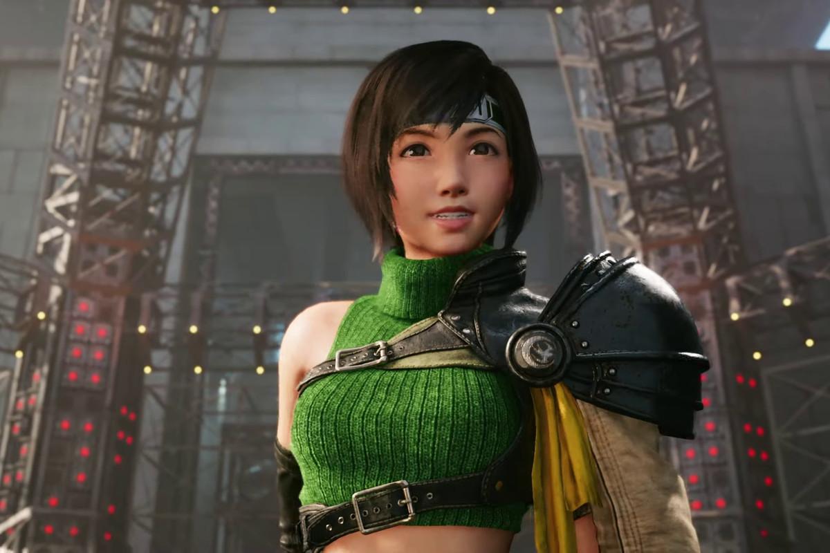В сюжетной линии Юффи в Final Fantasy VII Remake Intergrade будет бой с другим боссом, а не с Вайсом