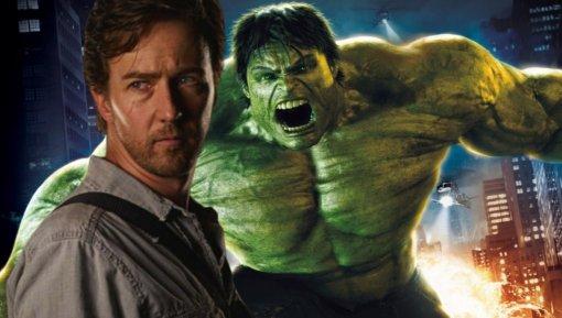 Эдвард Нортон продолжил играть Халка в«Мстителях» благодаря нейросетям