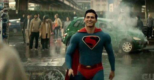 «Супермен иЛоис»: в1 серии сезона показали пасхалку напервый комикс оЧеловеке изстали