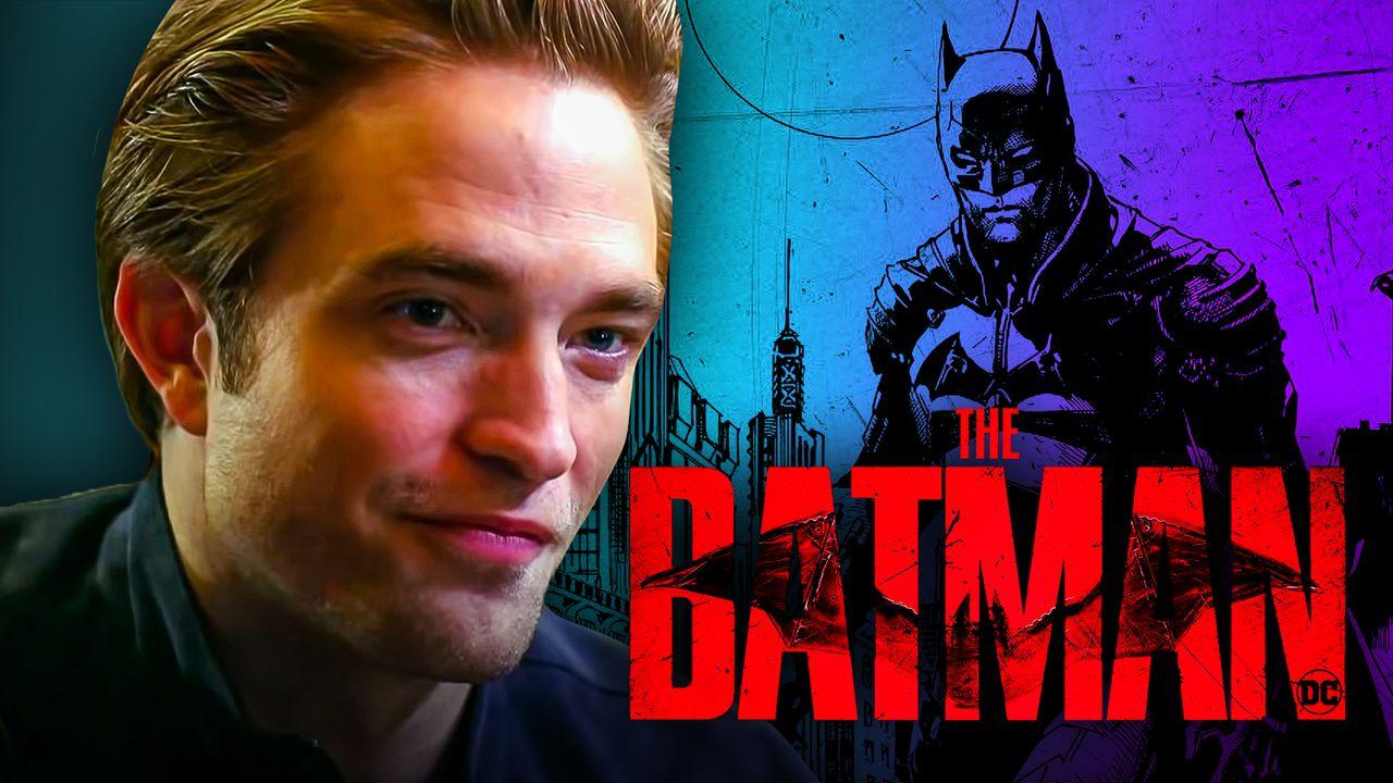 Съемки Бэтмена с Робертом Паттинсоном завершатся в марте