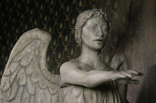 Игра про Плачущих ангелов из«Доктора Кто» выйдет вмарте. Есть трейлер