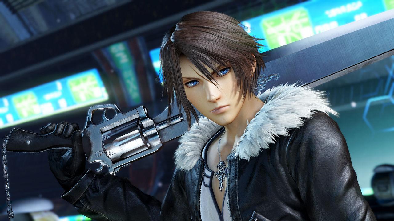 Вот как мог бы выглядеть ремейк Final Fantasy 8