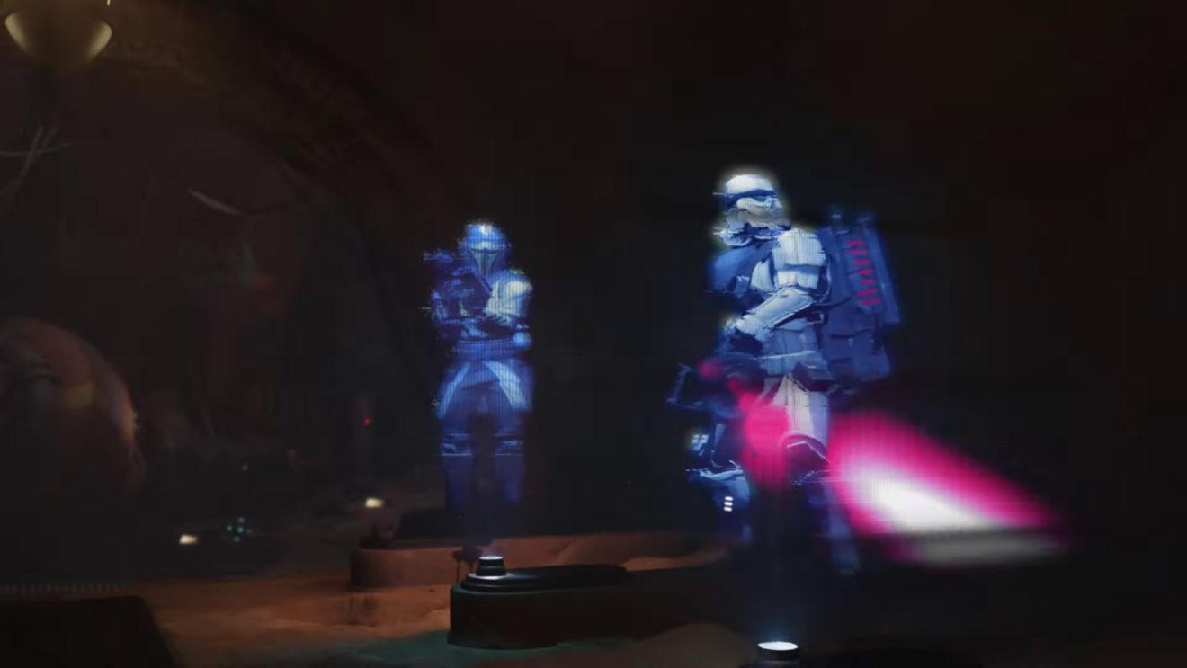 Star Wars Hunters - соревновательная многопользовательская игра, которая выйдет на Switch