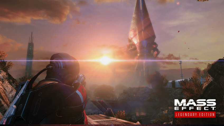 В Steam появилась страница Mass Effect: Legendary Edition