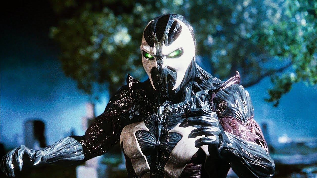 Слухи: Возможный анонс фильма о Спауне будет в 2021 году