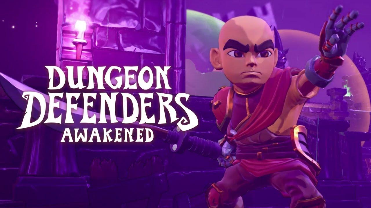 Dungeon Defenders: Awakened выйдет на Xbox One 17 марта, на PS4 и Switch позже в 2021 году