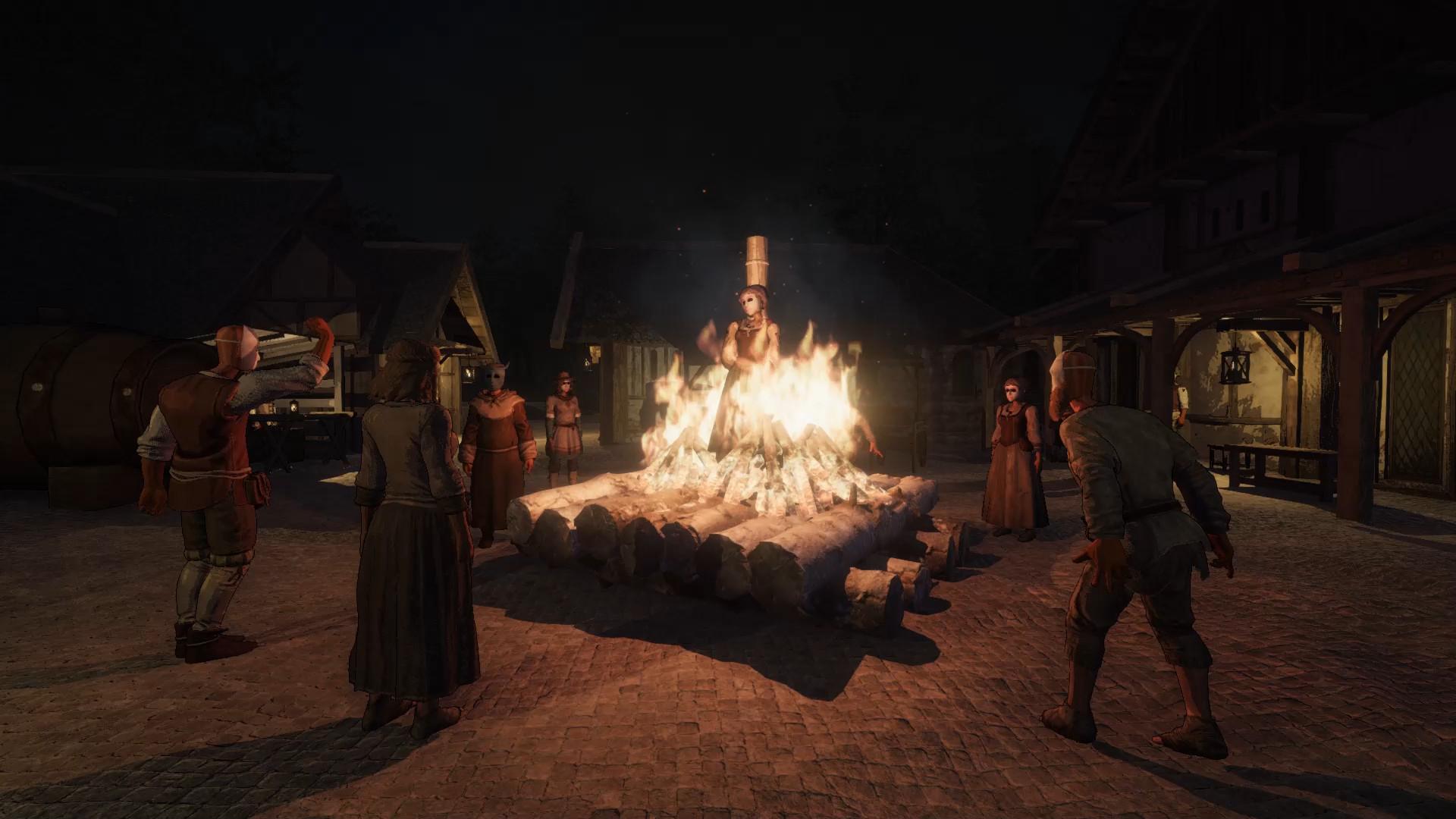 Детективный хоррор и RPG/адвенчура Inquisitor: The Hammer of Witches изменил своё название и показал тизер-трейлер