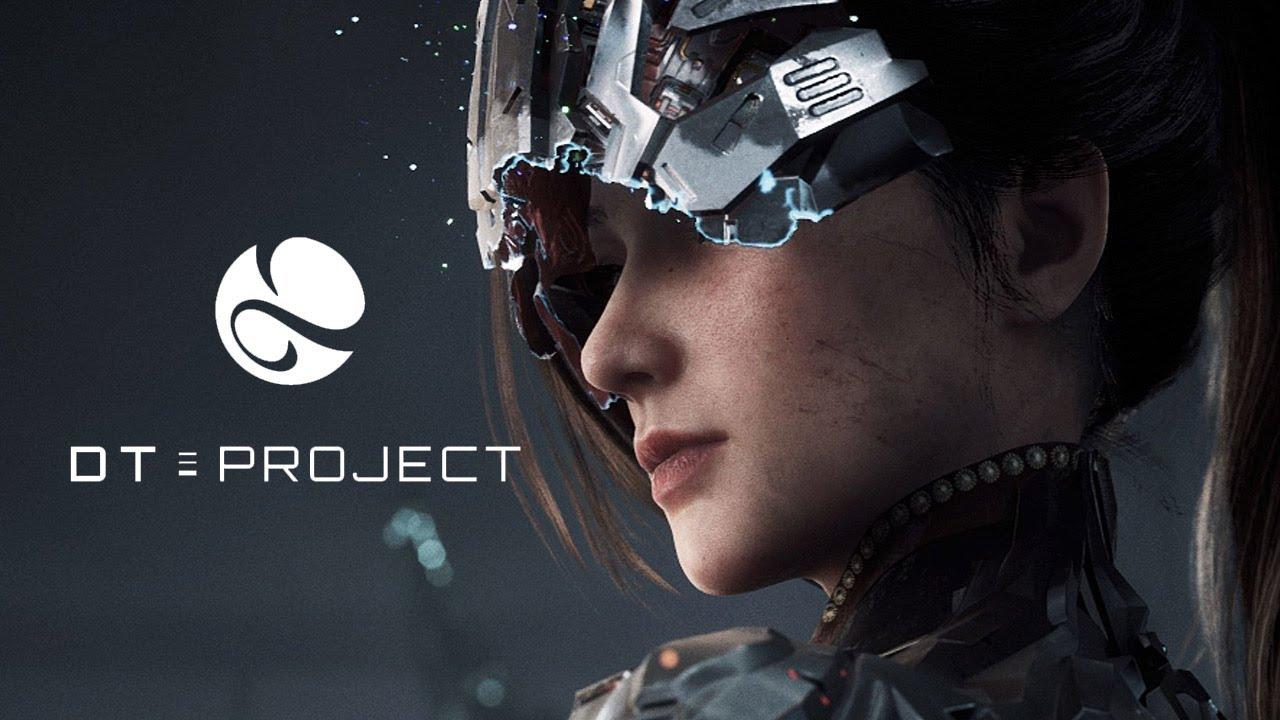 Китайская студия Digital Sky анонсировала высокоскоростной научно-фантастический боевик Project DT