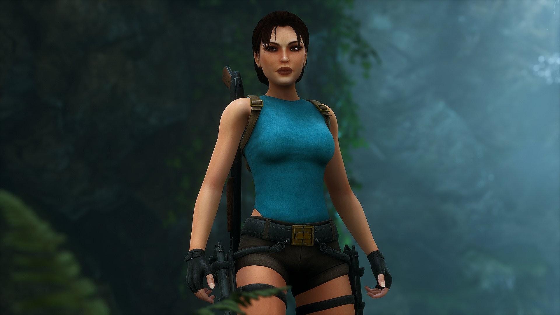 Вышла новая версия Tomb Raider: The Dagger of Xian - фанатского ремейка Tomb Raider 2