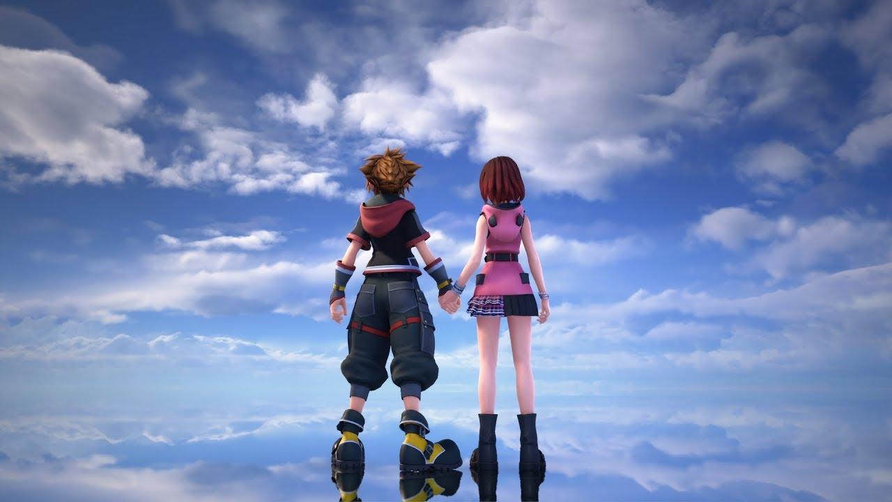 Системные требования Kingdom Hearts 3
