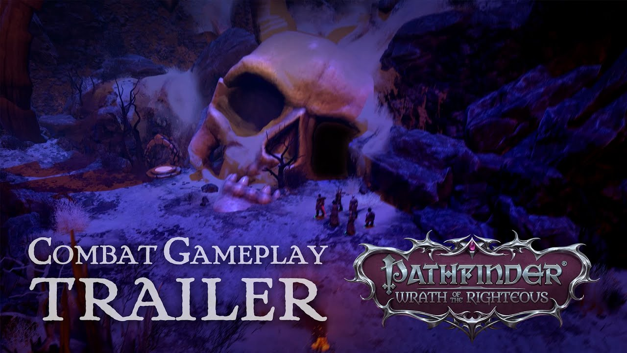 Новый трейлер Pathfinder: Wrath of the Righteous