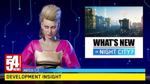 Улучшенное управление иисправление работы полиции: что изменит грядущий патч для Cyberpunk 2077