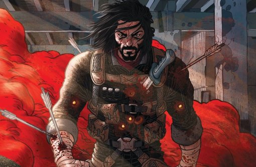 Netflix выпустит фильм ианиме покомиксу Киану Ривза обессмертном воине. Вглавной роли Киану Ривз