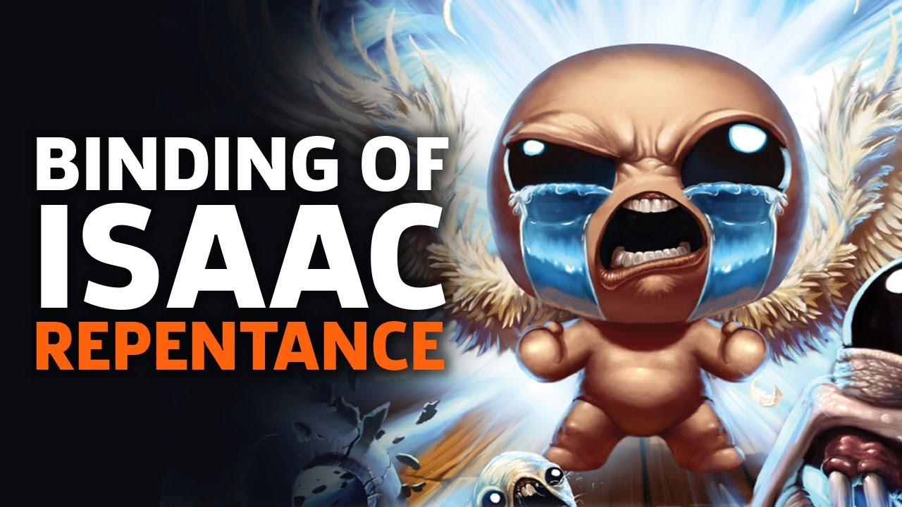 Релизный трейлер The Binding of Isaac: Repentance