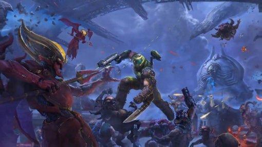 Тизер второго дополнения для Doom Eternal утек в сеть раньше официального релиза
