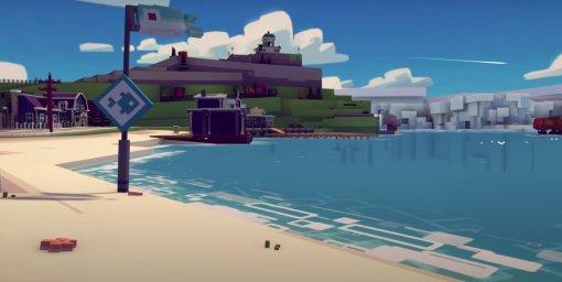 Состоялся анонс симулятора рыбного магазина Moonglow Bay в стилистике Teardown