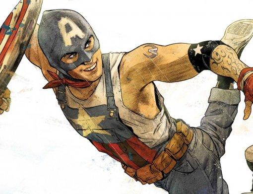 В Marvel появится первый ЛГБТ-Капитан Америка. Он встретится со Стивом Роджерсом в комиксах
