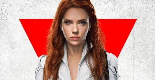 Наташа вбелом: появился новый постер «Черной вдовы» отMarvel