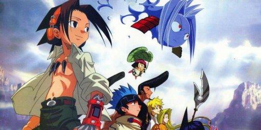 Появился новый трейлер аниме-сериала поманге «Шаман Кинг». Премьера 1апреля