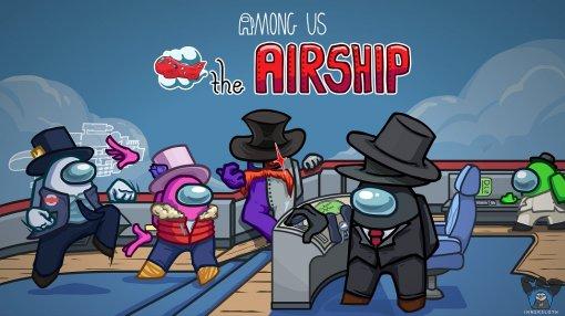 Among Us: стало известно, когда выйдет новая карта— The Airship