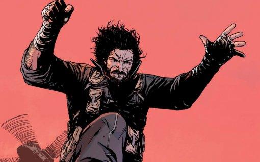 Киану Ривз хочет сыграть персонажа из своего жестокого комикса Brzrk