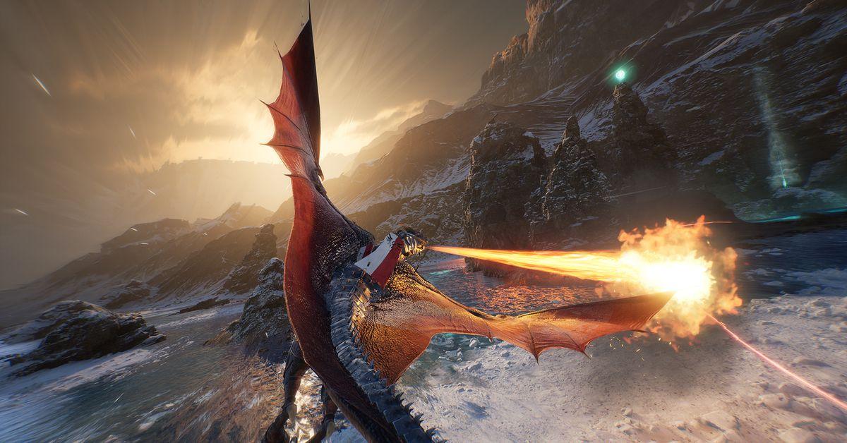 Мультиплеерный экшен про драконов Century: Age of Ashes вступил в стадию ЗБТ-2
