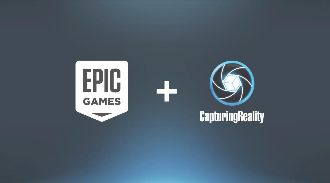 Epic Games приобрела разработчика ПО для фотограмметрии Capturing Reality